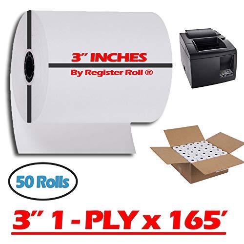 ✅ 1-Ply Kitchen Printer Paper Bond 3
