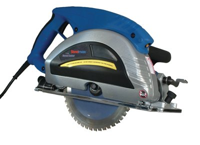 Steelmax 9'' Portable Metal Cutting Circular Saw by Steelmax