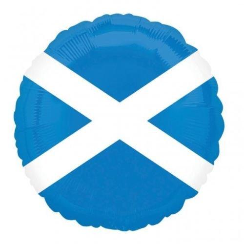 Scotland/Scottish Flag 18 Inch Foil Balloon