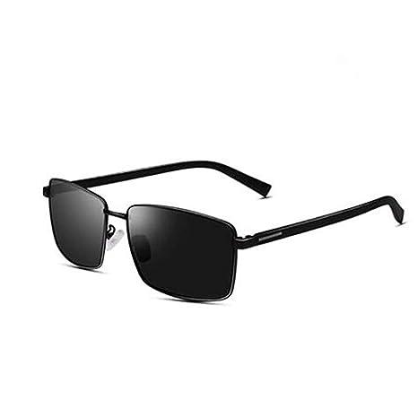 ZRWL Gafas de Sol para Hombre Gafas de Sol polarizadas ...