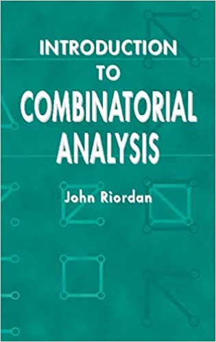 Introduction to Combinatorial Analysis