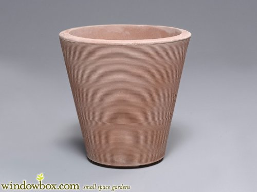 (Madison Planter 26in Weathered Terra Cotta )