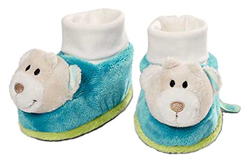 Nici 36947 My First – Patucos con sonajero, oso