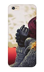 New Arrival Case Cover TSJZCmi2781OnzWk With Design For Iphone 6 Plus- Girl In Fall Best Gift Choice For Lovers