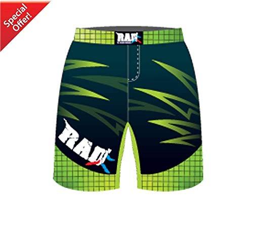 Grappling cortos Pantalones Boxing por corto Peque Verde Muay o Kickboxing Thai fit de mma 2 Sport artes marciales las Lucha Cage Ufc combate Kick SqEYO