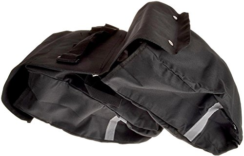 Huffy Cruiser Rollup Rear Pannier Bag Black by HUFY (Image #3)