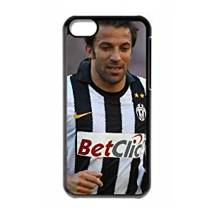 Alessandro Del Piero iphone 5C Cell Phone Case Black Phone Accessories JV164148