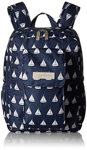 JuJuBe MiniBe Small Backpack, Coastal Collection - Annapolis]()