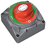 BEP Marine 550A Heavy Duty On-Off Battery Switch