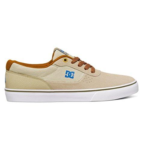 DC , Chaussures de skateboard pour homme - Marron - Taupe,