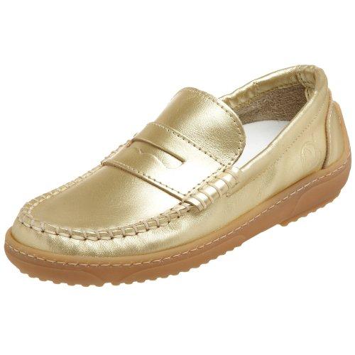 Naturino Little Kid Polo Dress Shoe,Platino,28 EU (US Little Kid 11-11.5 (Naturino Polo)
