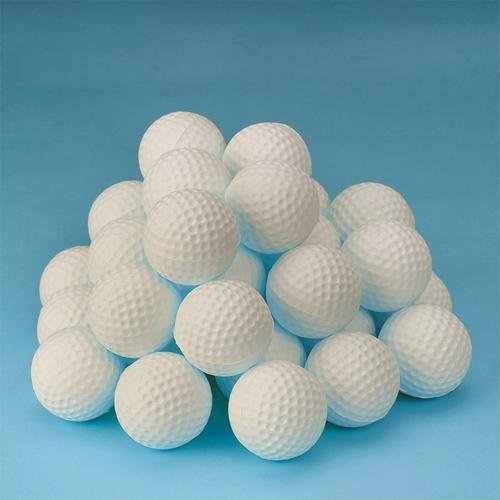 Skill Builder Soft Foam Golf Balls (Pack of 36), Outdoor Stuffs