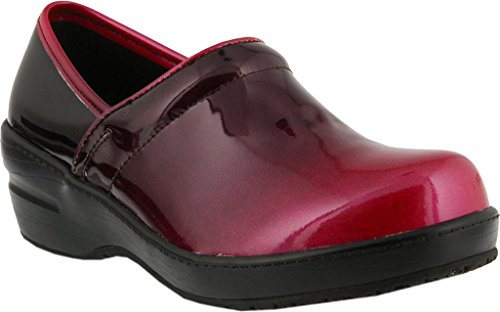 Spring Step Professional Womens Neppie Work Shoe Fuchsia Ombre GhF3wffO