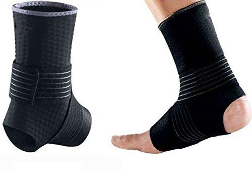 CROSS1946 Breathable Neoprene Ankle Support Brace, One Size, Black - Order Ups Tracking Money