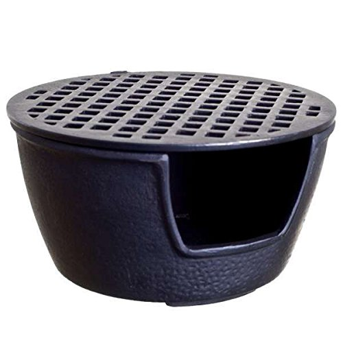 Find Discount M.V. Trading T-7037 Cast Iron Teapot Warmer, 7¾-Inch