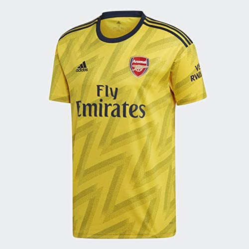 Amazon Com Adidas Men S Arsenal Fc Away Jersey 2019 20 Clothing