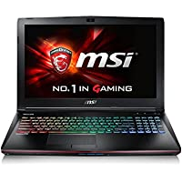 XOTIC MSI GE62 Apache Pro - 15.6 IPS Gaming Laptop Intel Core i7-6700HQ GTX1060 16GB DDR4 1TB HDD Win10