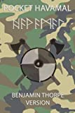 Pocket Havamal Benjamin Thorpe Version Camo Military Volume 4 (Pocket Havamal Series)