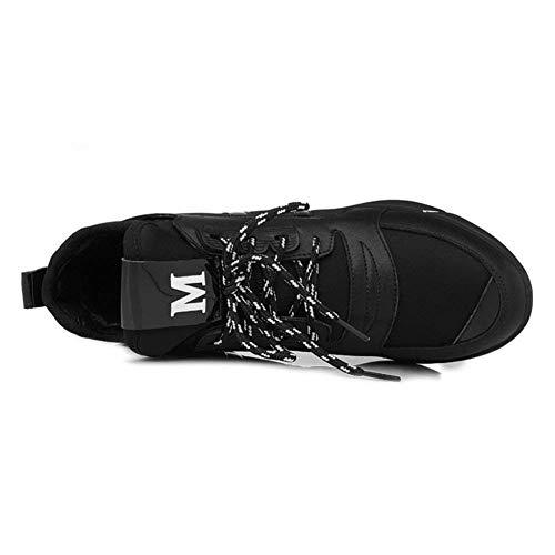 Taille Plein Lacets coloré À Marche On Course Randonnée Oudan 41 Air Sneaker Chaussures Sports B De gnHBnR