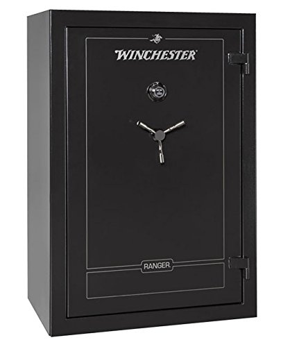 Winchester Safes- Ranger 34-37 Gun Safe with Mechanical Lock- Black