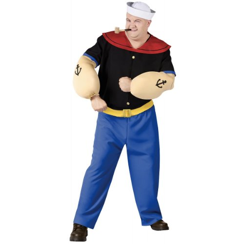 Popeye Plus Size Adult -