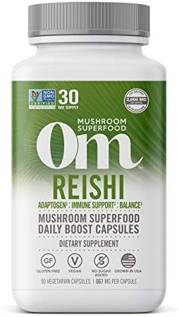 Om Organic Mushroom Nutrition Superfood product image