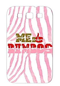 Me Gusrta Bimbos Heart Beat Red TPU Artist Careers Professions Cover Case For Sumsang Galaxy S3
