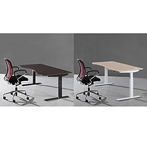 "ApexDesk Elite Series 71"" W Electric Height Adjustable Standing Desk"