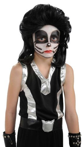 Rubies Kiss The Catman Child Wig by (Kiss The Catman Wig)
