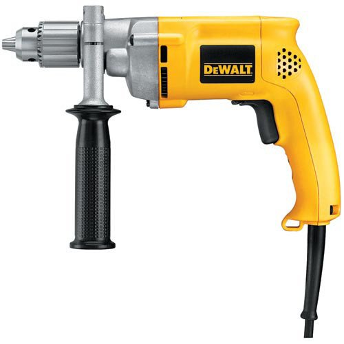 DEWALT DW235GR Heavy-Duty 7.8 Amp 1/2-Inch Drill (Certified Refurbished)