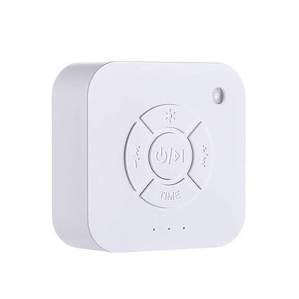 Amazon com: XTYWMTX White Noise Machine, Portable Sleep