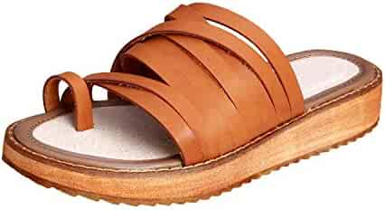 b1577bc1f96 Smilun Lady s Sandal Flip Flop Thong Open Toe Double Toe Strap Strappy  Gladiator Wedge Sandals