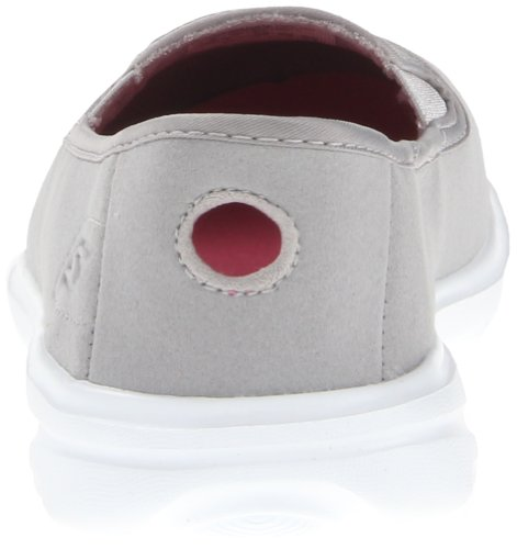 Skechers GO SleekSlide Go Sleek - Slide - Zapatillas de lona para mujer, color gris, talla 40 Gris (Grau (Gry))