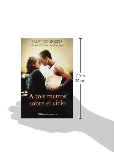 A Tres Metros Sobre El Cielo Spanish Edition 9786070710155 Moccia Federico Books