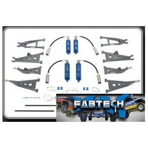 Fabtech FTS51011BK Multi Front Shock System by Fabtech (Image #1)