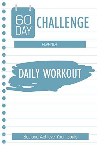 Daily workout challenge: Planner pdf epub