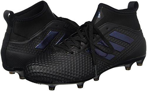 Negro NULL Black Fg 3 Black Zapatillas Hombre Ace Utility fútbol 17 adidas de Core pFx8zq6