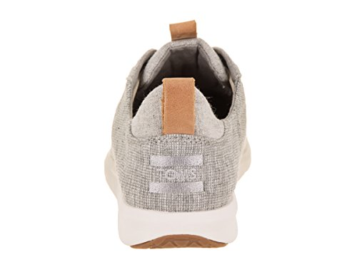High Chambray Cabrillo Grey Mix TOMS Heritage Drizzle Fashion Women's Ankle Sneaker Canvas vaqHOXzq