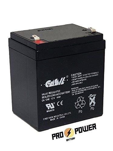 CASIL CA-1240 12V 4AH SLA Batt