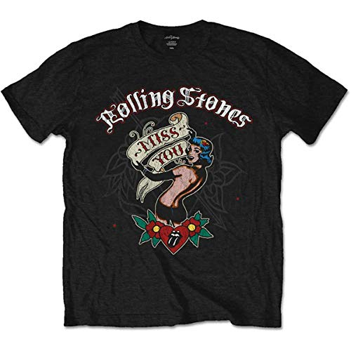 Large Adult's The Rolling Stones T-shirt
