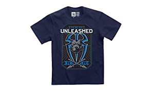 WWE Roman Reigns Big Dog Unleashed Youth Authentic T-Shirt