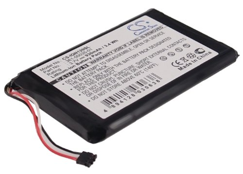 CS 930mAh Li-ion High-Capacity Replacement Batteries for Garmin Nuvi 2595LMT, Nuvi 1200, Nuvi 1205, Nuvi 1205W, Nuvi 1250, fits Garmin 361-00035-01 with tools kit by Cameron Sino (Image #2)