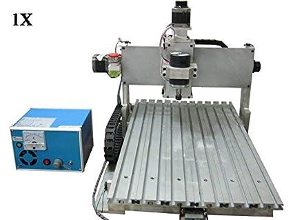 Amazon Com 110v Mini Cnc Router Engraving Machine Cutting