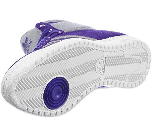 blanco y deportivas Zapatillas morado morado morado altas adidas G95447 gris color AW8wqpU6nU