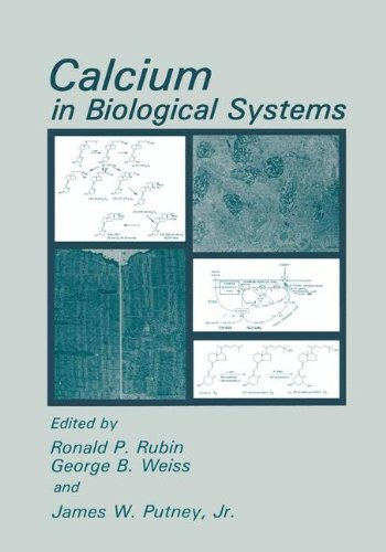 Calcium in Biological Systems Weiss Calcium