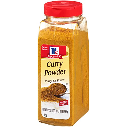 McCormick Curry Powder, 1 lb (Best Brand Of Brown Rice In India)