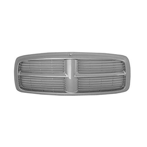 OE Replacement Dodge Pickup Grille Assembly (Partslink Number CH1200271)