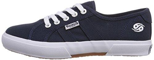 670 Gerli Basses By Sneakers Femme Dockers Blau Bleu dunkelblau 36md201 CORqwnpv