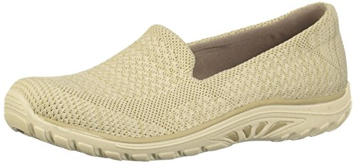 de de Slip On la Topo de mujer Up Punto Marrón Skechers Fest Reggae 0qwzvW5