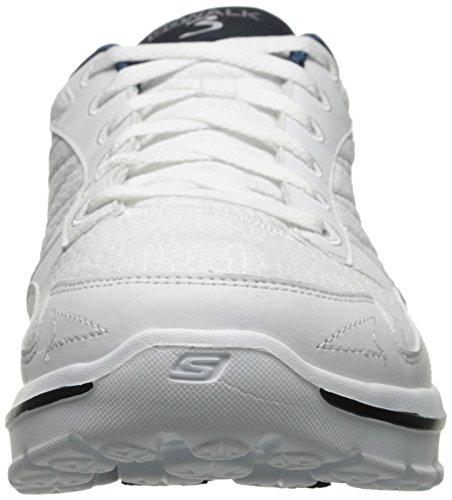 Skechers Go Walk 3 - Zapatillas Hombre White/navy